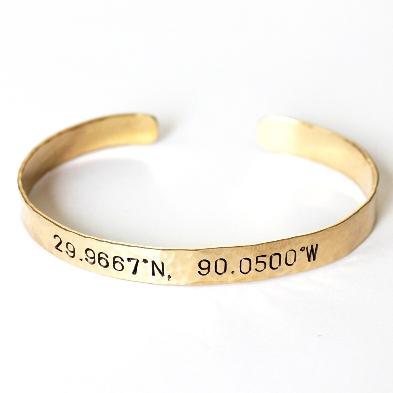 Gold Brass Cuff Coordinates Bracelet 14 Custom. Deer Antler Wedding Rings. Twist Bangles. Karambit Sapphire. Handcrafted Bracelet. Bride Bracelet. Bangle Display. Wood Inlay Rings. Couple Bands