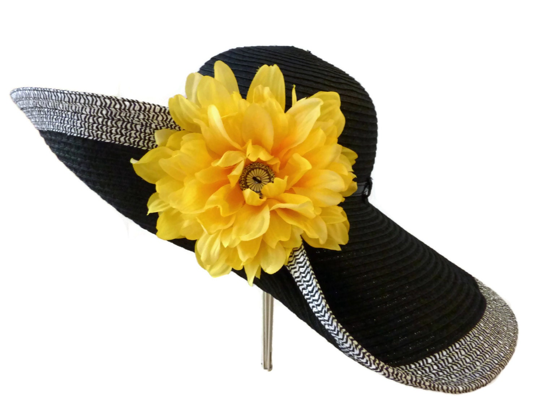 womens kentucky derby hat easter hat by ifthehatfitsbyjackie