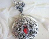 Love Birds,Locket,Silver Locket Necklace, Bird Locket, Love Bird Necklace, Bird Jewelry, Antique Locket, Weddings, Lockets, x