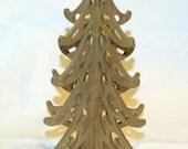 Collapsible Reindeer, Sleigh & Tree