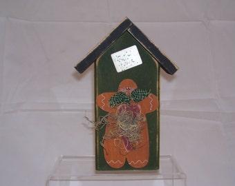 Gingerbird House