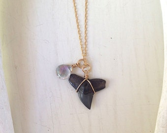 petite warrior necklace