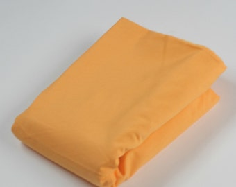 Cotton Polyester Mix Poplin - Orange