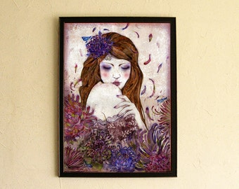 Limited Edition Print - The Ladies 2/10