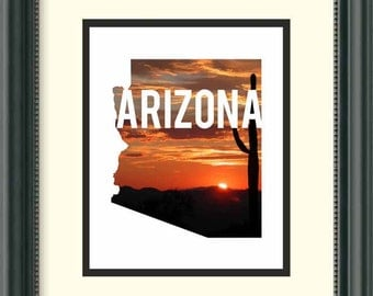 Arizona - Sunset - Digital Download