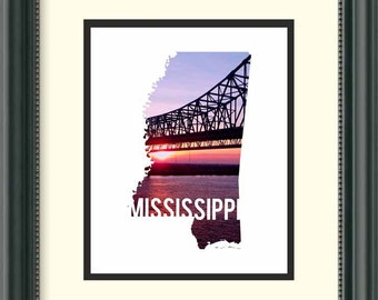 Mississippi - River - Digital Download