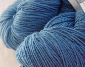 Studio June Yarn, Sydney Sock, Superwash Merino, Color - Blue 2