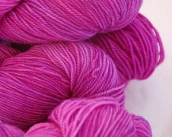 Studio June Yarn, Sydney Sock, Superwash Merino, Color - Ritz Pink