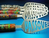Polymer Clay Passover Utensil - Perfect Gift for a Jewish Friend, Family Member, or Yourself!