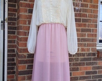 White Summer Lacey Dress
