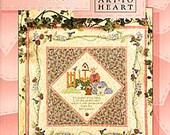 In my Berry Patch - Art to Heart by Nancy Halvorsen- Pattern Project Booklet