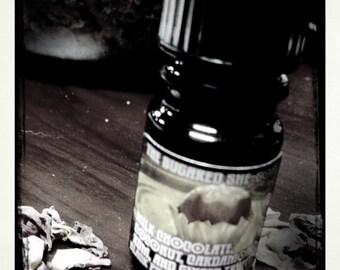 Milk Chocolate, Coconut, Cardamum, Rum Ginger 2010 - 5ml - Black Phoenix Alchemy Lab Vintage