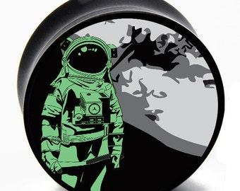 6g (4mm)  Urban Astronaut BMA Plugs Single Flare Pair