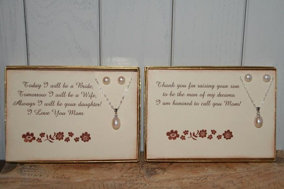 Mother Of The Groom Gift: Items Similar To Mother Of The Bride
