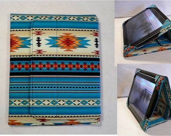 iPad Cover Hardcover, iPad Case, iPad Mini Cover, iPad Mini Case, iPad Air Case, iPad 2, iPad 3, iPad 4, iPad 5 Tucson in Blue