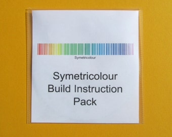Build Instructions Only Pack - A collection of build instructions with no parts