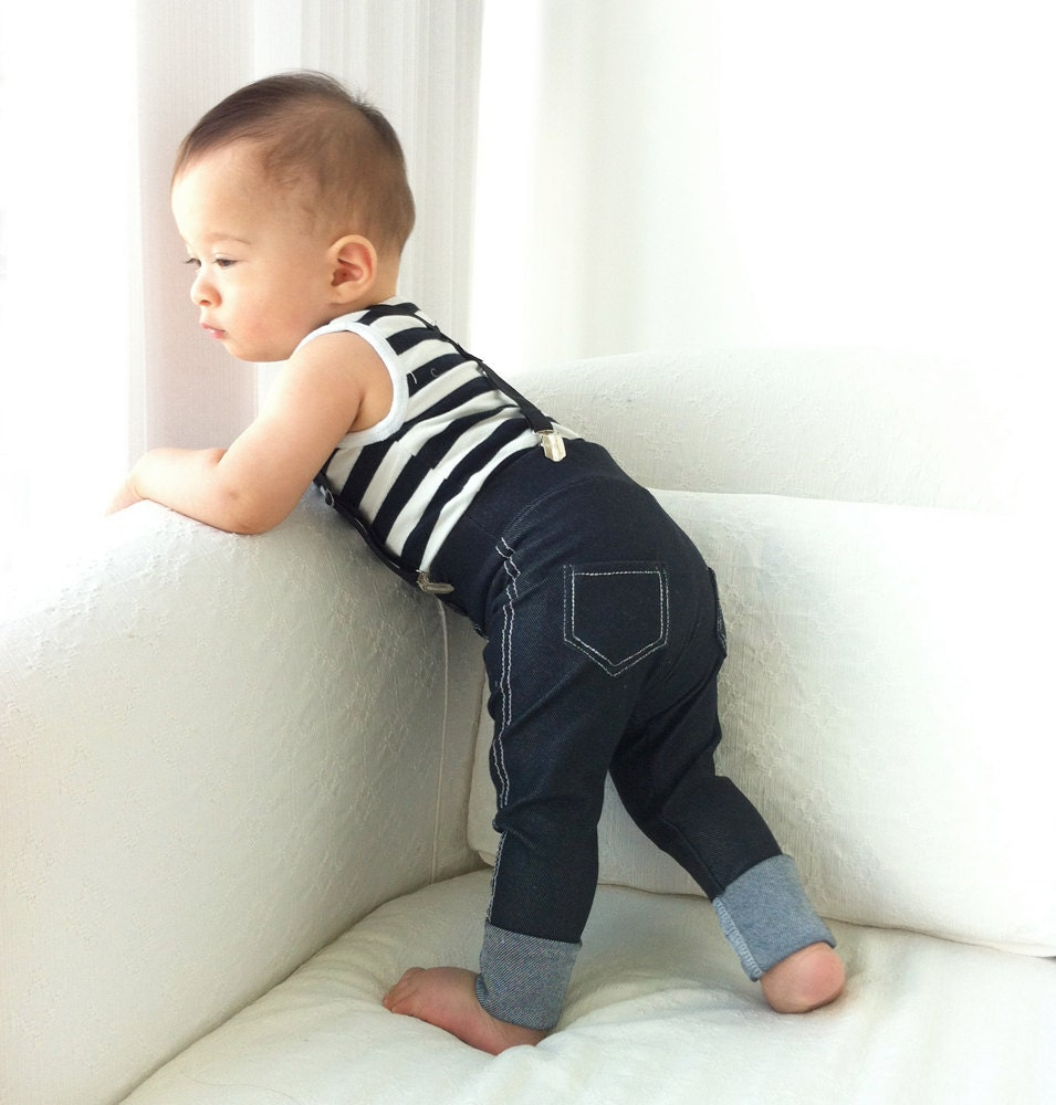 Waistband types of baby boys' jeans. One important feature to consider when choosing a pair of baby boys' jeans is the type of waistband. There are a number of options to .