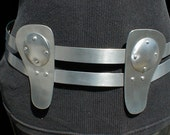 Thor Styled Metal Belt with adjustable tie back