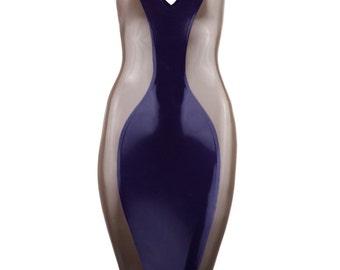 Silhouette Fishtail Dress