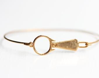 Spy Glass Bracelet - Gold or Silver