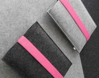 iPad Mini sleeve german wool felt