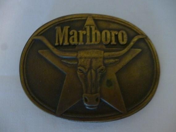 Vintage Belt Buckles For Sale Sale Vintage Marlboro Belt