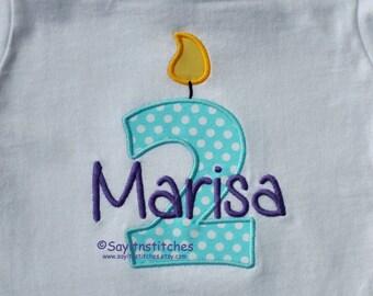 Birthday Shirt, Personalized Birthday Shirt, First Birthday Shirt, Girls Birthday Shirt, Boys Birthday Shirt, 1st Birthday