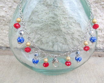 Treasure Keeper Necklace - Wonder Woman