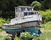 Fine Art  Photo The Old Boat