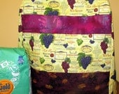 Wine Grapes Quilted Kitchen Aid Mixer Cover-Professional