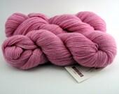 "KnitPicks Shadow Heathered ""Pink Posy"" 50g/440yd Laceweight Yarn 100% Merino Wool"