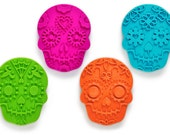 Last one ---Sweet Spirits Skull Cookie Cutter Day of the Dead Halloween