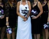 Bridesmaid Necklace Set - Light Purple