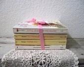 Vintage Little House on the Prairie Books - Vintage Farmgirl - Laura Ingalls Wilder - Free Shipping