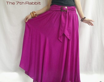 Breezy.. Pink Purple Skirt or Dress