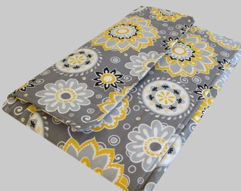 MacBook Air Sleeve, MacBook Air Case, MacBook Air 11 Inch Sleeve, MacBook Air 11 Case, MacBook Air Cover Yellow and Grey