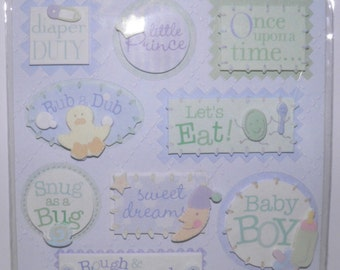 ON SALE  Little Prince Stickers