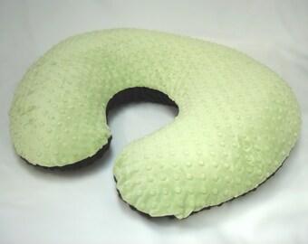 Two Color Boppy Pillow Cover Nursing Pillow