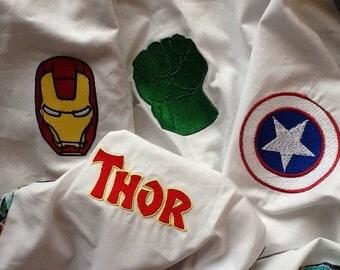Avengers SUPERHERO Quilt
