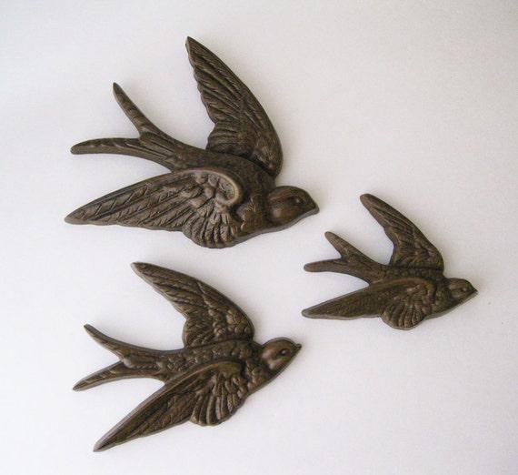 Vintage Sparrows 22