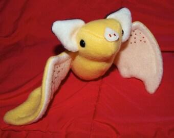 Fruit Bat Plushie - Banana Batnana