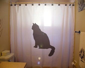 Unique Shower Curtains Custom Unusual by CustomShowerCurtains