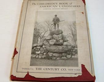 The Children's Book Of American Landmarks By Lorinda Munson Bryant
