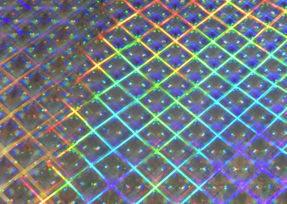 Craft Vinyl For Cricut Amp Silhouette Cutters Holographic