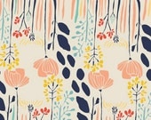 Art Gallery - Meadow Collection by Leah Duncan - Summer Grove by Day - Half Yard