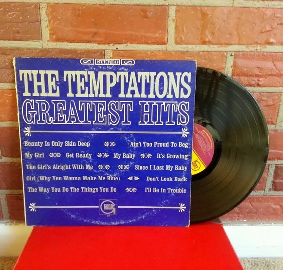 The Temptations Greatest Hits