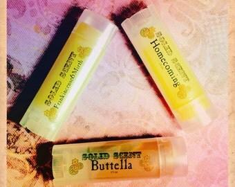 DRAMA- Solid Scent solid perfume- VEGAN