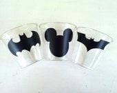 24 Batman Party Cups - 9 0z