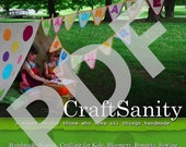 CraftSanity Magazine Issue 3 PDF Edition