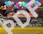 CraftSanity Magazine Issue 8 PDF Edition